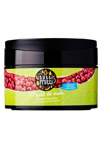 Tutti Frutti Tutti Frutti Pear and Cranberry Body Butter A4783BE1895EB0GS_1