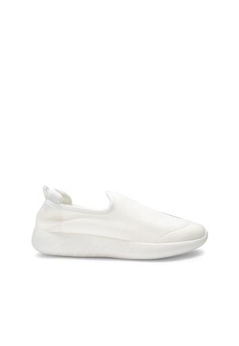 SEMBONIA white SEMBONIA Textile Sneaker (White) 59EDESH801348EGS_1