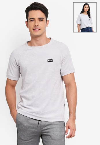 Nicce London grey Rise T-Shirt F17AEAA859C468GS_1