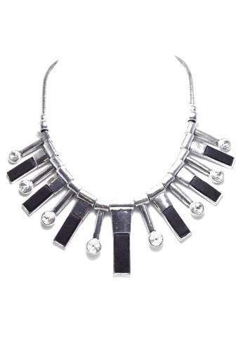 KLF black Ladies Bundle Necklace Styles Prime 3 By KLF KL134AC73KCWMY_1