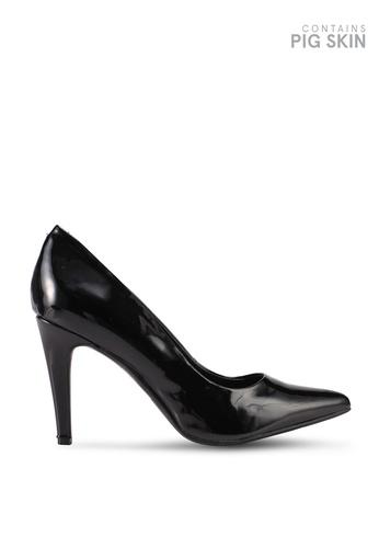 Divine Factory 黑色 Caitlyn Heels A2A80SH0208937GS_1