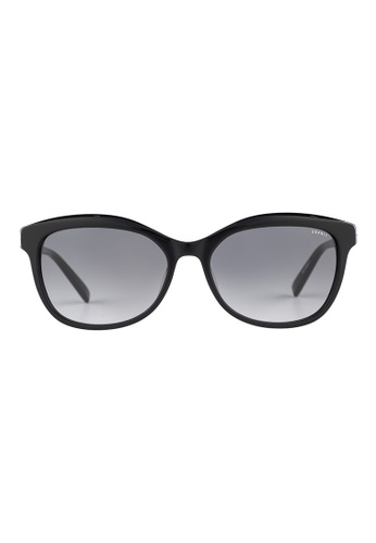 Esprit ESPRIT Wayfarer Black Sunglasses ET17905 ES374AC64GAHMY_1