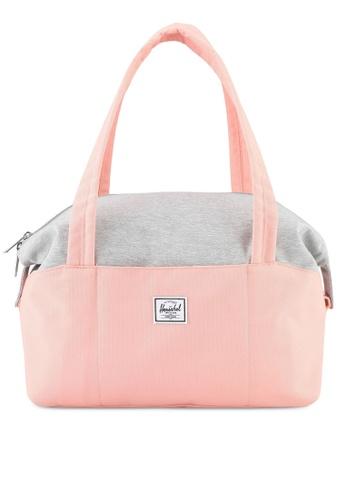 Herschel pink Strand XS Duffel Bag 6F90EAC1EBFB19GS_1