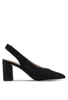 bb12c533e25 Dorothy Perkins black Black Everley Court Heels 35632SH5C20FD3GS 1