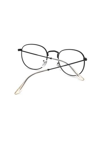 bff8ee6072c Buy Kyfer s Eyewear   Essentials Semi Round Metal Eyewear Online on ZALORA  Singapore
