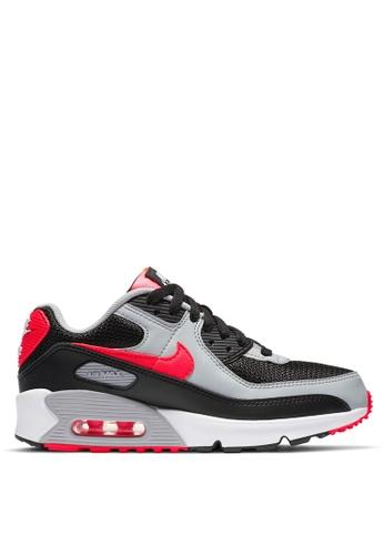 Nike black Nike Air Max 90 LTR (GS) CA9A3KSE430BFEGS_1