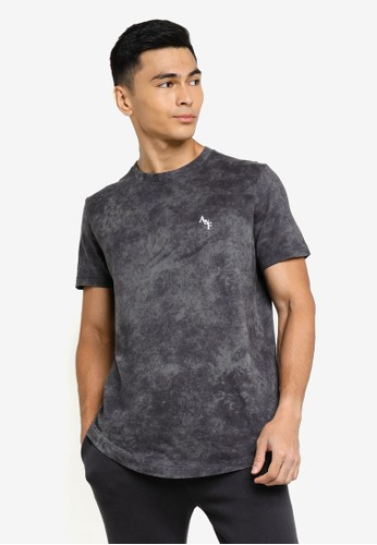 Abercrombie & Fitch black Matchback Tee BCE60AAE6BEE79GS_1