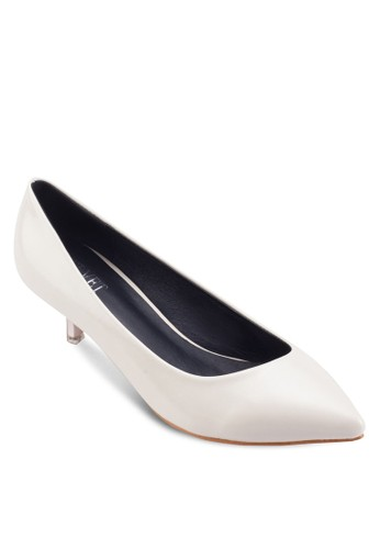 Isabelle Stiletto esprit 台北Kitten Heels, 女鞋, 厚底高跟鞋