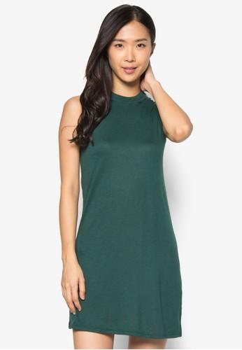 基本款高領無袖連身裙, 服飾zalora 折扣碼, 服飾