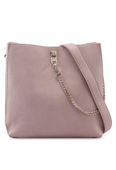 Forever New pink Quinn Hobo Bag C7EAFACB4EB207GS 1 d44b28929f949