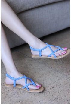 HDY's Maureen Flats Sandals