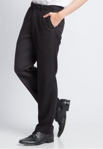 Van Heusen black VAN HEUSEN FORMAL PANTS 0425CAA75E1358GS_1