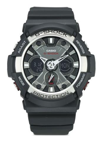 Casio black Casio G-Shock Watch GA-200-1ADR 243ABAC29DEBECGS_1