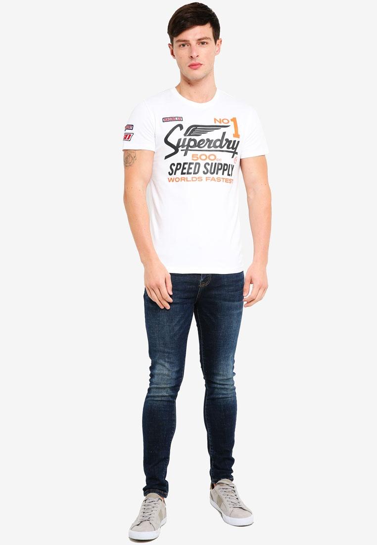 Moto Moto Tee Superdry Superdry Moto Tee 500CC 500CC 500CC Optic Optic 4fdptp