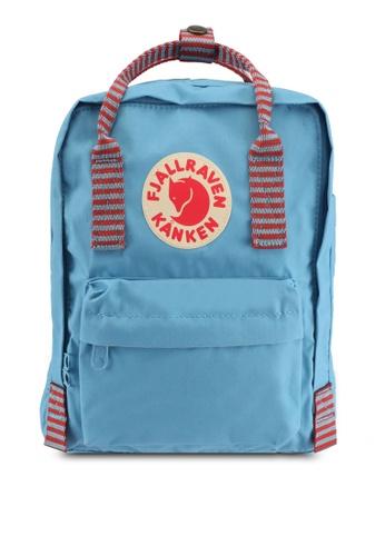Fjallraven Kanken blue Kanken Mini Backpack FJ382AC0SX8VMY_1