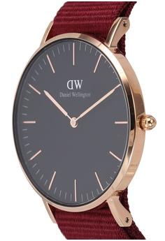 f7816cef63b Daniel Wellington Classic Roselyn Black Watch 36mm RM 740.00. Sizes One Size