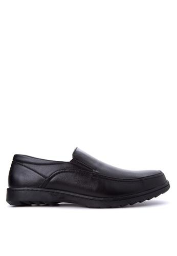 Itti black Men's Formal Shoes IT425SH57GEKPH_1