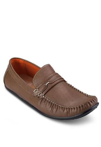 休閒方esprit outlet頭樂福鞋, 鞋, 船型鞋