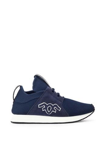 Navara navy Activist Midnight Navy Sneakers B7667SHD035A37GS_1