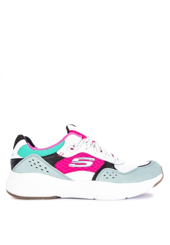 cce2b9be6c43 Shop Skechers Meridian Charted Sneakers Online on ZALORA Philippines