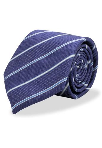 Arden Teal purple Montes Silk Tie E91B8ACA32239BGS_1