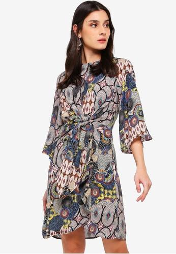 Desigual multi Mina Dress 551ABAA70CA533GS_1