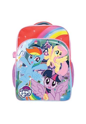 My Little Pony My Little Pony Rainbow Primary School Bag BE0BEKC0B2FCBDGS_1