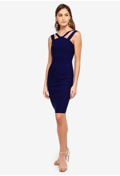 6350b49086 66% OFF Vesper Donna Mini Dress With Straps S  109.90 NOW S  37.90 Sizes 8  12 14