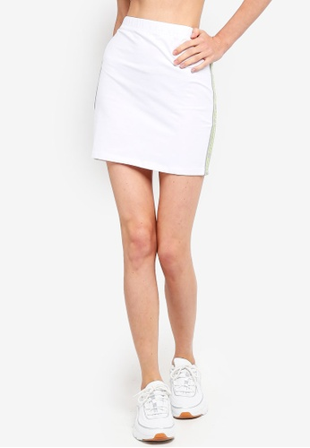Factorie white and multi Co-Ord Tube Skirt C5CB7AA14CEBA8GS_1