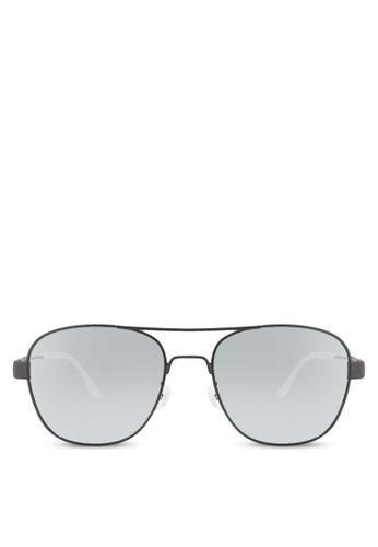 Tommy Hilfiger black Tommy Preppy Sunglasses TO861GL96HRNMY_1