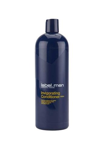 label.m blue Label.men Invigorating Conditioner 1000ml LA590BE57AFISG_1