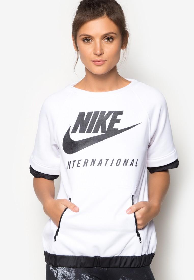 Womens Nike International Hoodie
