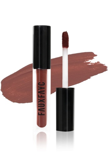 Faux Fayc brown and red Fauxstix Liquid Xctasy - Abuse FA334BE63BKQSG_1