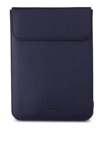 Herschel navy Spokane Sleeve for iPad Air 32CDFAC2F69039GS_1