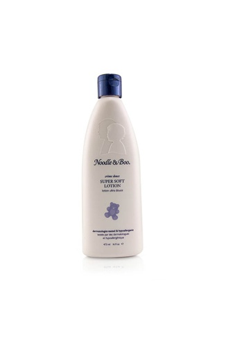 Noodle & Boo NOODLE & BOO - Super Soft Lotion - For Face & Body - Newborns & Babies With Sensiteive Skin 473ml/16oz FBD2BBE7095F10GS_1