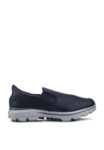 UniqTee blue Lightweight Slip-On Sport Sneakers 9B7FCSH529A59AGS_1
