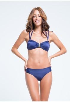 Estela navy blue top