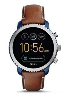 Fossil brown Fossil Q Explorist Gen 3 Smartwatch FTW4004 FO164AC0RRLBMY 1 ea8460f87e