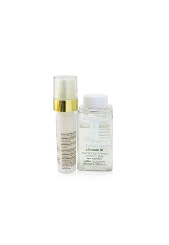 Clinique CLINIQUE - Clinique iD Dramatically Different Hydrating Jelly + Active Cartridge Concentrate For Sallow Skin 125ml/4.2oz F96F6BE12C927AGS_1