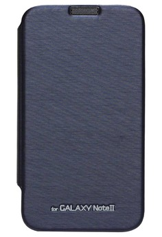 Techno Flip Cover for Samsung Galaxy Note II