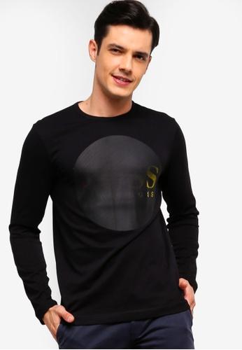 036392c8c BOSS black Togn CNY T-Shirt - Boss Athleisure FC168AAC9470DDGS_1