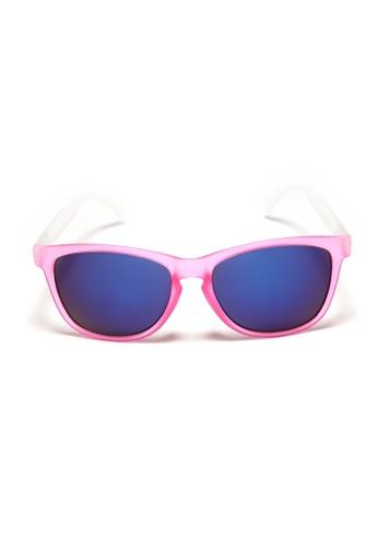 2i's to eyes pink and blue 2i's Sunglasses - Dolly 2I983AC25ZUOHK_1
