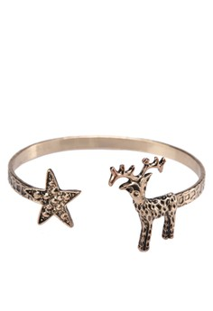 Reindeer Cuff