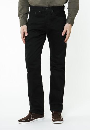 Levi's 505™ Regular Fit - Original Black Rinse