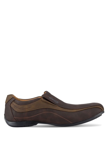 Louis Cuppers brown Casual Loafers LO977SH58RCBMY_1
