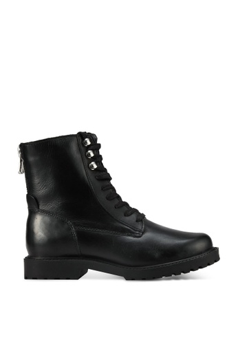 84b33f0f699 Dralella Lace Up Ankle Boots