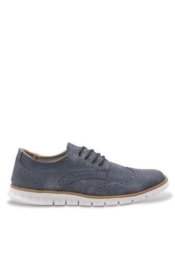 牛仔雕花混合新風格 新esprit holdings limited特異種 運動跑鞋, 鞋, 運動鞋