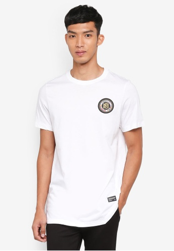 Nike white and gold Nike F.C. T-Shirt 60CE5AA6062090GS_1