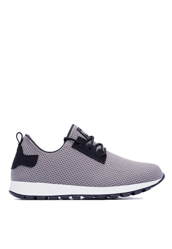 Life8 grey Life8 Breathable Mesh Trainers/Sneakers-09424-Grey LI286SH0RSVHMY_1