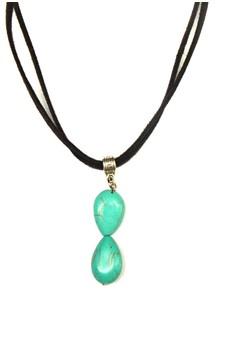 Turquoise Gemstone Choker